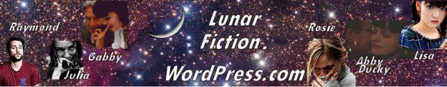 lunar fiction word press banner